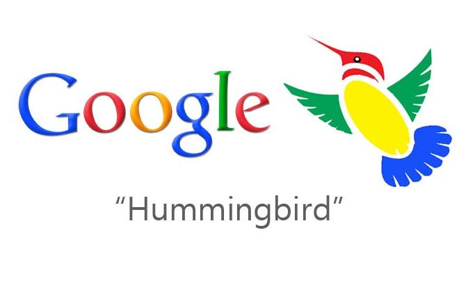 google-hummingbird-update