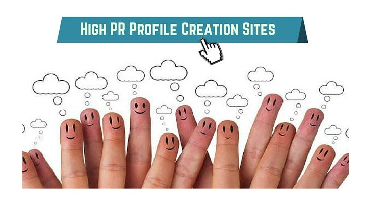 325+ High PR Free Dofollow Profile Creation sites List For SEO