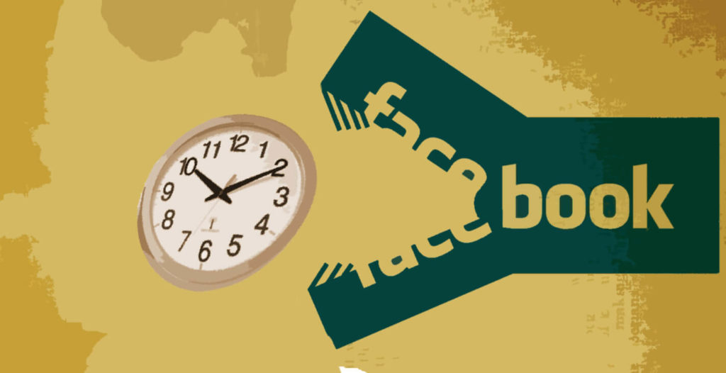 how facebook is just eating your valuable time