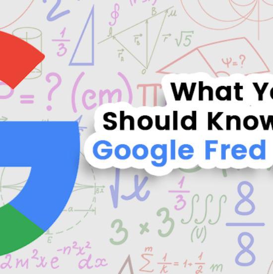 Google Fred Algorithm