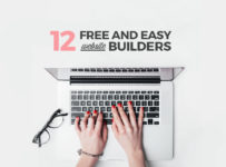 12 free and easy website builder