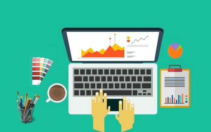 Google analytics and Web designing