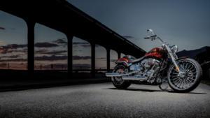 Harley Davidson CVO bike review