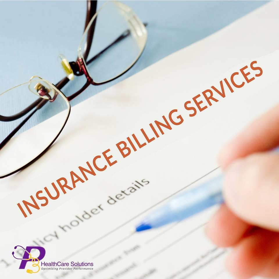 Insurance billing services