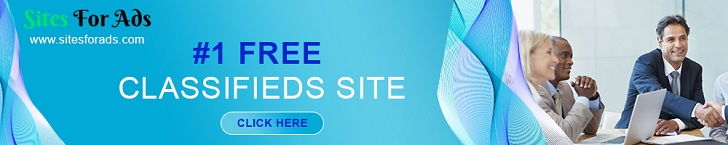 Free Classified Site – sitesforads