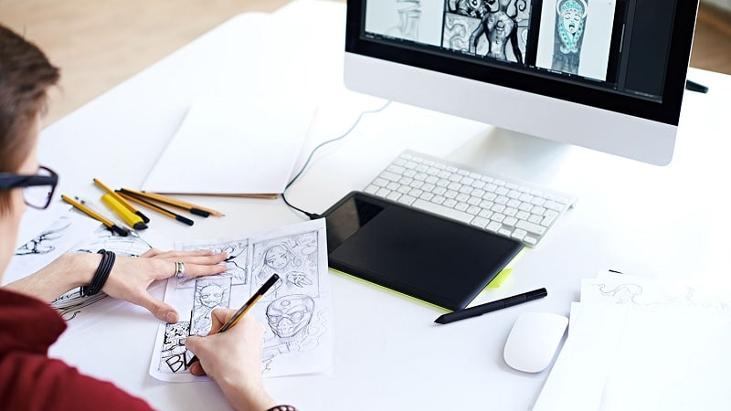 Useful Tools for an Artist's Website