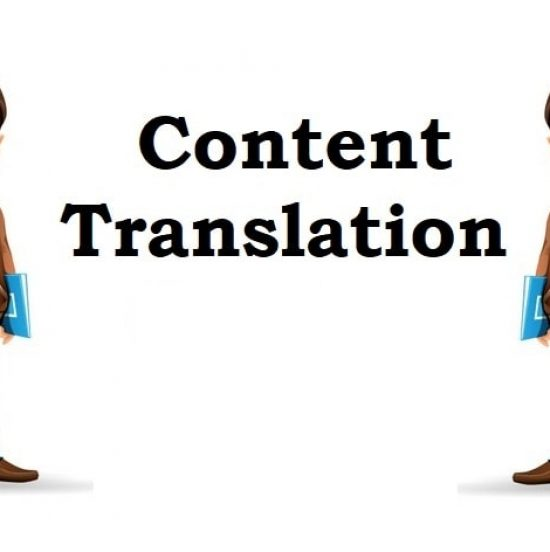 content translation